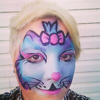 Face painting, face painter