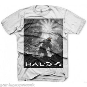 Official-Halo-4-Savior-T-SHIRT-Size-X-Large-NEW-XL