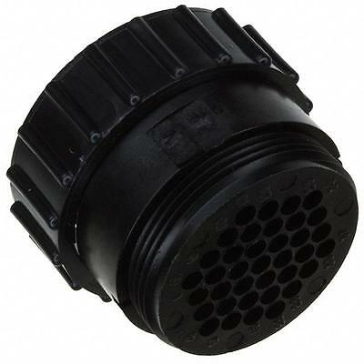Connector Amp Te Tyco 206305-1 Cpc 37 Pin Circular Connector Mil-spec Military