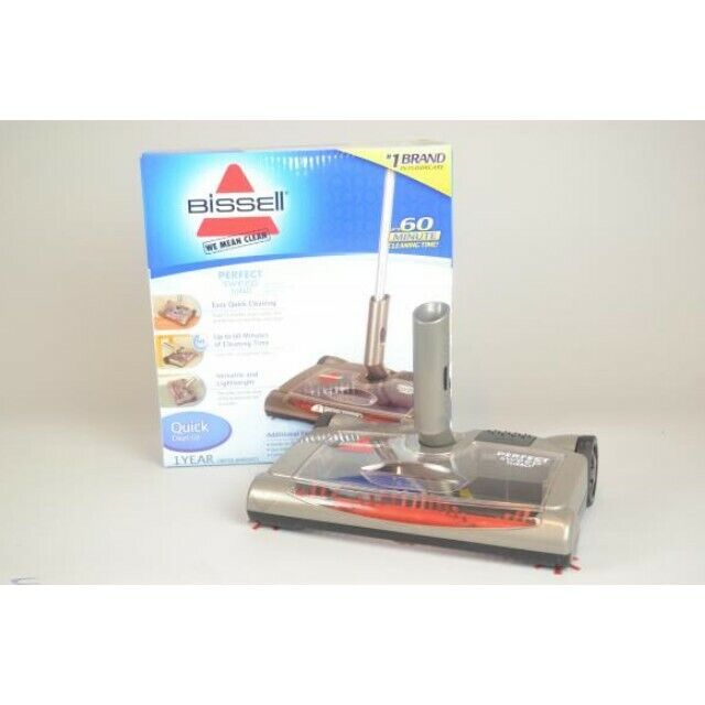 bissell 28806 perfect sweep turbo