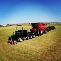 Class 1 Drivers Needed For Harvesting Crew