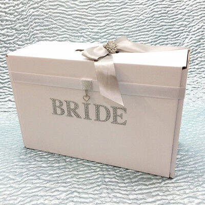 Kerry Show Stopper wedding dress travel box with security strap for added protection.