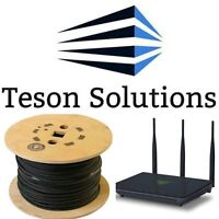 Cell Signal Boosters - Security Cameras - Home Automation - IT