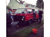 MOT Fail VW T25 Campervan