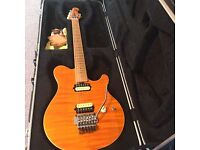 Music Man Axis guitar