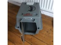 Large cat / Small dog carrier for sale - IATA approved