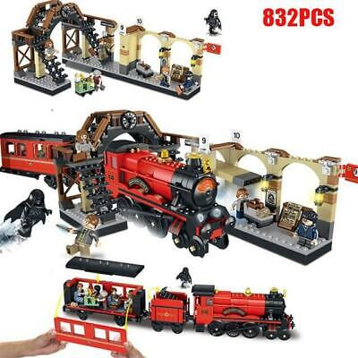 Le go Express Harry Potter Hogwarts Building 75955 Train Set Toy Xmas gift