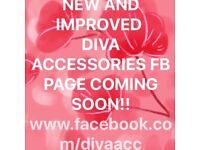 Diva Accessories handmade accessories