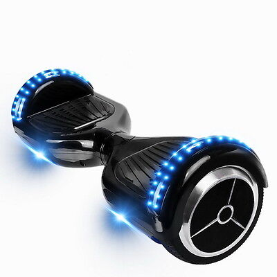 Hoverboard With LED Electric Scooter Swegway Balance Board 2 Wheel Scooters