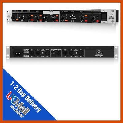 Behringer Super-X Pro CX2310 Stereo 2-Way/Mono 3-Way Crossover segunda mano  Embacar hacia Mexico