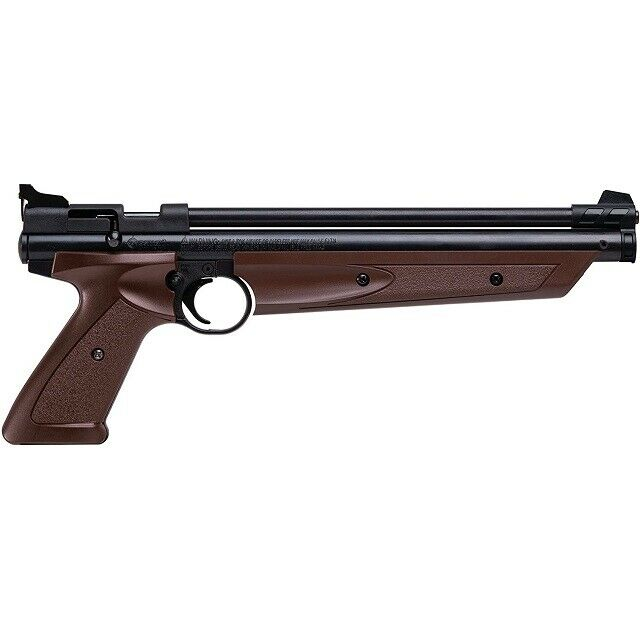 Crosman 1377BR .177 American Classic Variable Pump Power Bolt Action Air Pistol