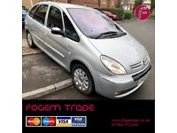 Citroen Picasso Exclusive 2.0HDi 5dr - Super Fuel Economy - Low Road Tax - Free Warranty