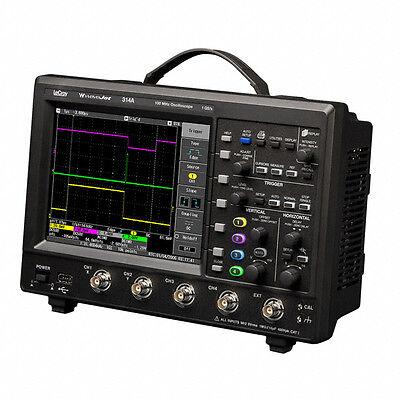 Lecroy Wavejet 314a Digital Oscilloscope 100mhz 1gss 4 Ch 500kptsch Warranty