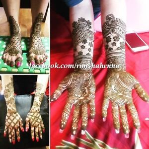 Henna Artist for weddings (Mississauga, Brampton and more)