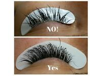 Mobile Eyelash Extensions ** Available any time** Professional & Affordable