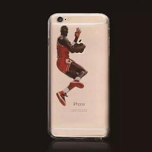 "iPhone Casing - Michael Jordan ""Foul Line Dunk"" Anime Series Bulls"
