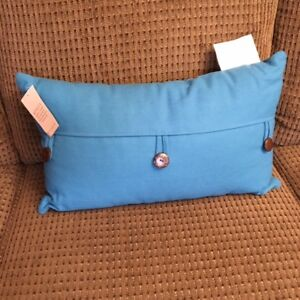new with tags RECTANGLE CUSHION