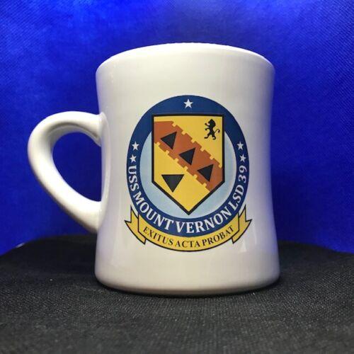 Victory Mug USS MOUNT VERNON (LSD-39)