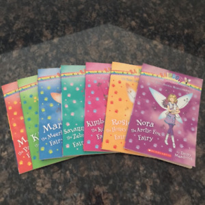 Rainbow Magic: The Baby Animal Rescue Fairies (Books 1-7)
