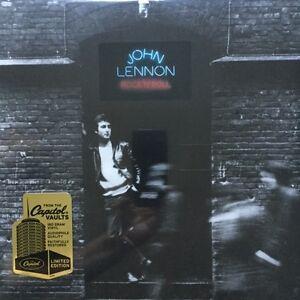 Rock-039-n-039-Roll-by-John-Lennon-180g-LTD-Vinyl-LP-Oct-2008-EMI
