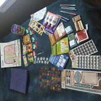 Scrap-booking items -everything for $30.00 - Must sell moving