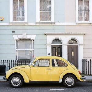 Looking for a classic Volkswagen Beetle