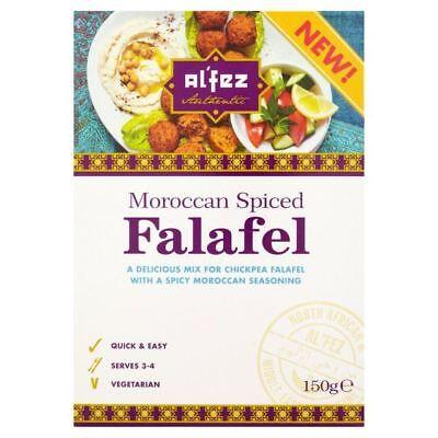 (Al'Fez Moroccan Spiced Falafel Mix - 150g (0.33lbs))