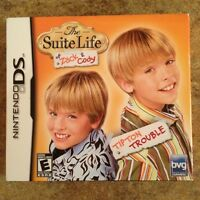 DS Game - The Suite Life of Zack & Cody