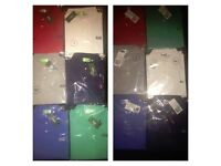 HUGO BOSS AND LACOSTE POLO SHIRTS