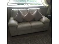 3 & 2 Seater Leather Suite