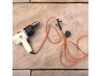 Black & Decker Variable speed Hammer Drill
