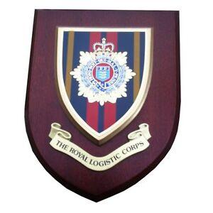 RLC Royal Logistic Corps Military Shield Wall Plaque