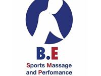 Sports/Deep Tissue Massage Therapy within Derby area