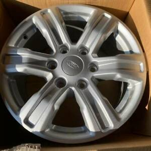 4 X Genuine Ford Ranger 17 Inch Silver Alloy Wheels New, shipping avai Liverpool Liverpool Area Preview