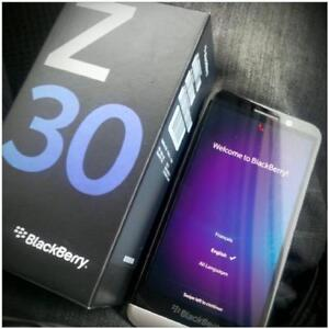 TOP SHAPE 64GB BLACKBERRY Z30+UNLOCKED+ACCESSORIES-140
