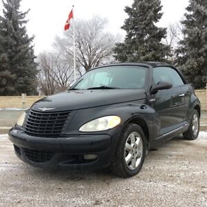 2005 Chrysler PT Cruiser, Touring-Pkg, Turbo, 125k, $5,000