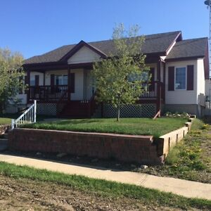 HOME FOR SALE TRADE VEGREVILLE AREA WILL FINANCE