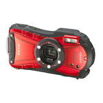 Ricoh WG-20 14.0 MP Digital Camera - Red