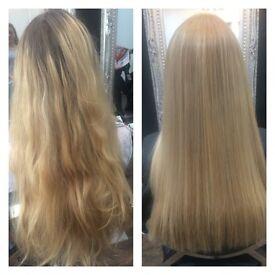 Specials!!! Full head foils £45 Hair Extensions £200