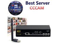 CCcam Europe 12 months