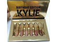 Kylie jenner birthday edition set