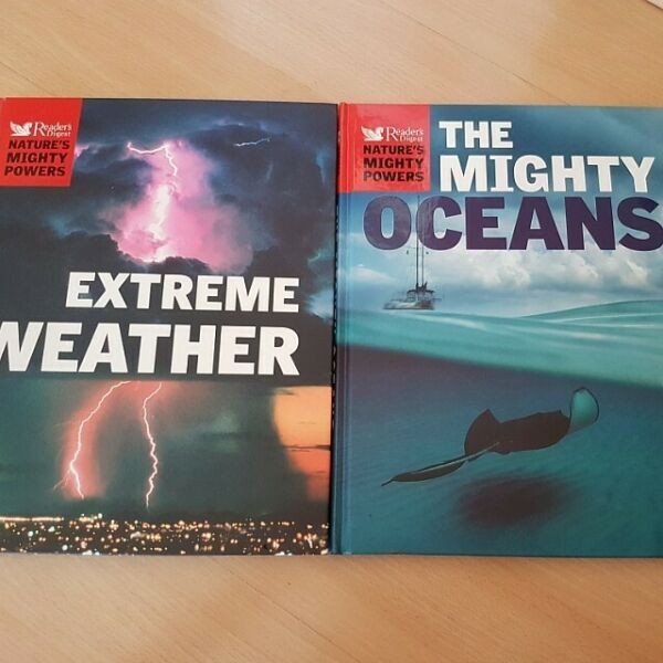 Reader's Digest Nature's Mighty Powers - Extreme Weather, The Mighty Oceans