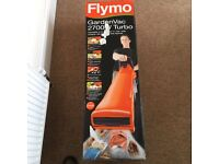Flymo Vac 2700w leaf blowwer and Vacuum - boxed unused