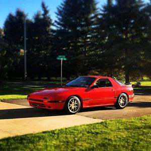 1986 Mazda Rx7 Shell