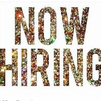 Salon positions available