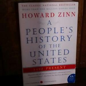 Howard Zinn: A People's History of the United States 1492 - Pres West Island Greater Montréal image 1