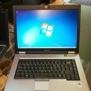 Toshiba S10 4GB Ram 160 GB HD 2.53GHz Webcam