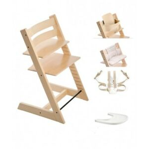 Two Stokke Tripp Trapp Baby Sets