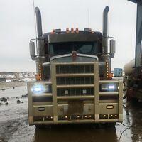 Classs 1A fluid hauler