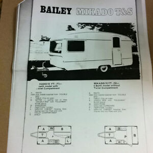 Wanted: Bailey travel Trailer